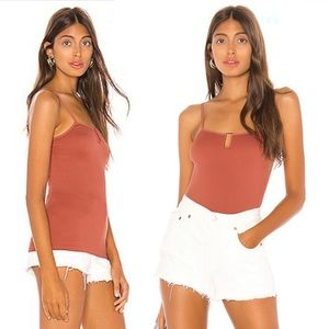 NWT Free People Be My Baby Cami